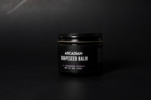 Now Available - Grapeseed Balm