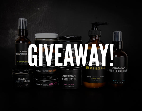 Win our entire line!