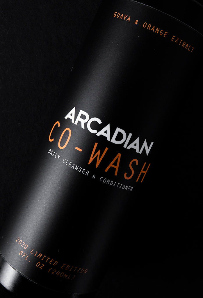 arcadian cowash co wash cleansing conditioner