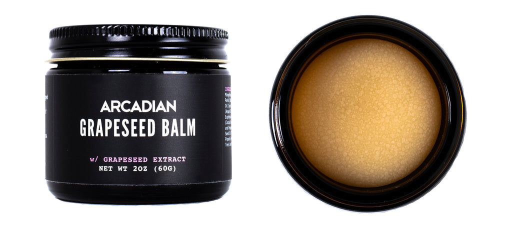 Arcadian grapeseed balm