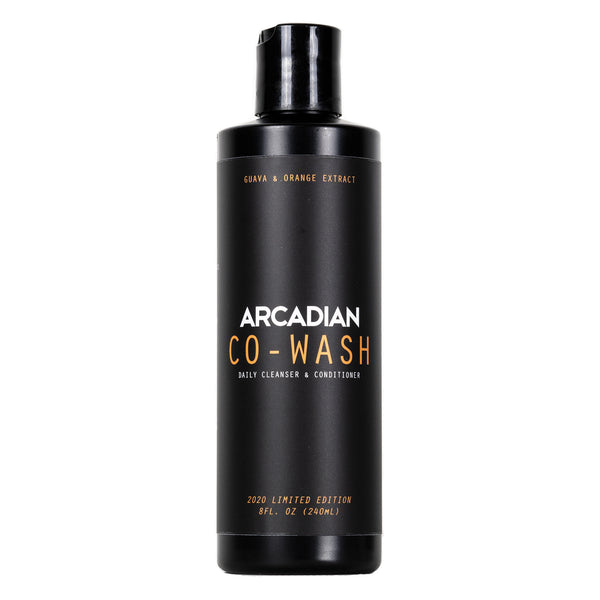 Co-Wash (Limited) - Arcadian Grooming: Pomade, Beard Care, Men's Grooming Supplies