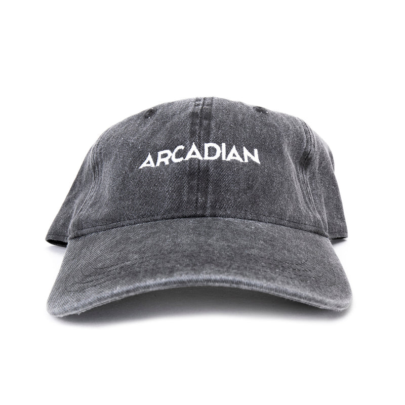 Arcadian OG Dad Hat - Arcadian Grooming: Pomade, Beard Care, Men's Grooming Supplies