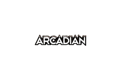Enamel Lapel Pin - Logo - Arcadian Grooming: Pomade, Beard Care, Men's Grooming Supplies