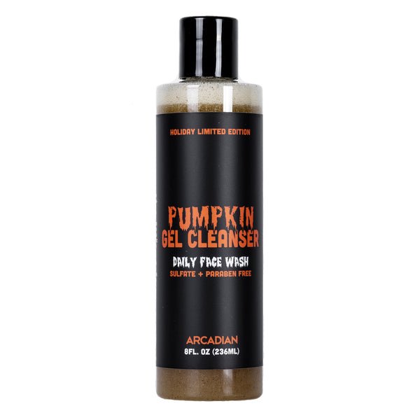 Pumpkin Gel Cleanser (Limited)