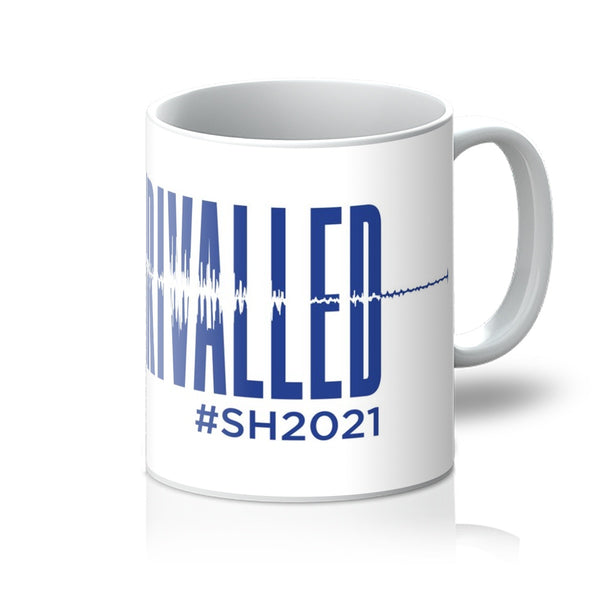 Unrivalled SH 2021 Blue Design Mug