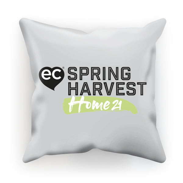 SH Home 21 Black & Green Design Cushion