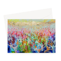 1,000 Secret Believers by Helen Yousaf Design Greeting Card