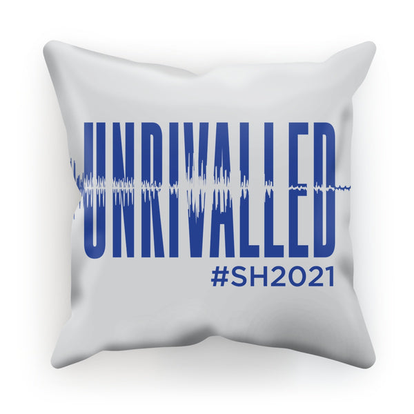Unrivalled SH 2021 Blue Design Cushion