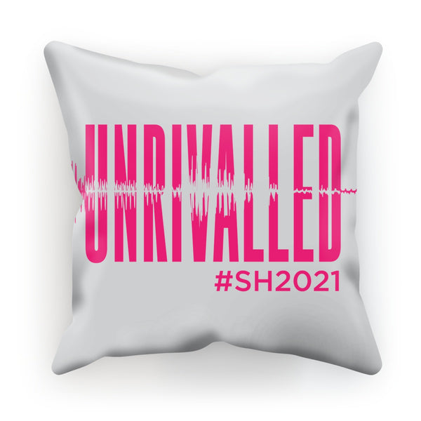 Unrivalled SH 2021 Pink Design Cushion