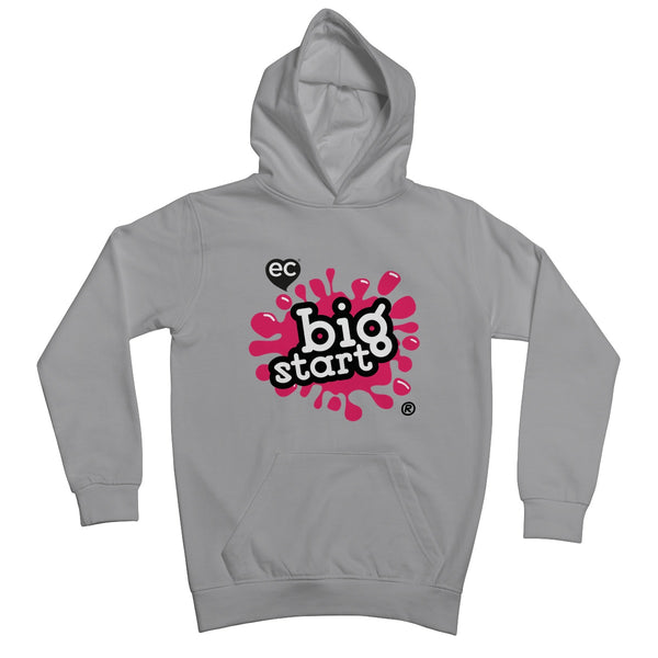 Big Start Colour Design Kids Hoodie