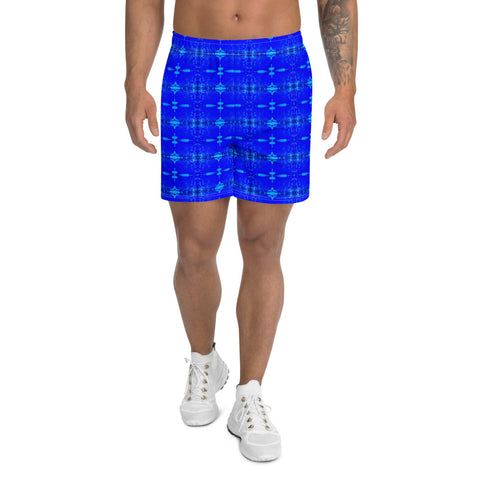 Water Element Men's Athletic Long Shorts