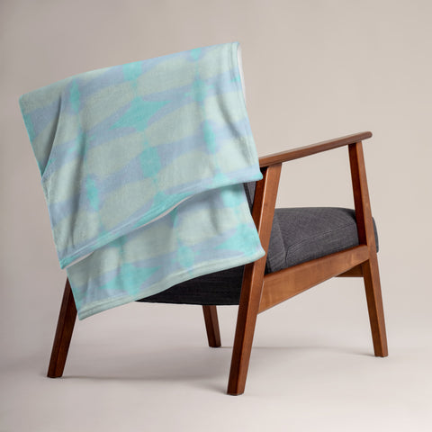 Air Element Throw Blanket