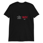 """Is astrology even science?"" Statement T-Shirt"