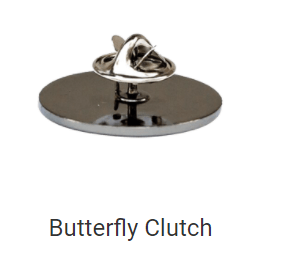 Butterfly Clasp