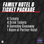 2021 Hotel+Ticket Packages