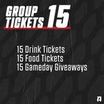 Group Ticket Packages