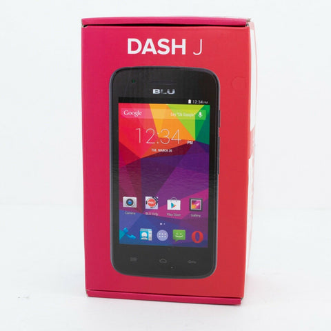 BLU Dash J Cellphone - Pink