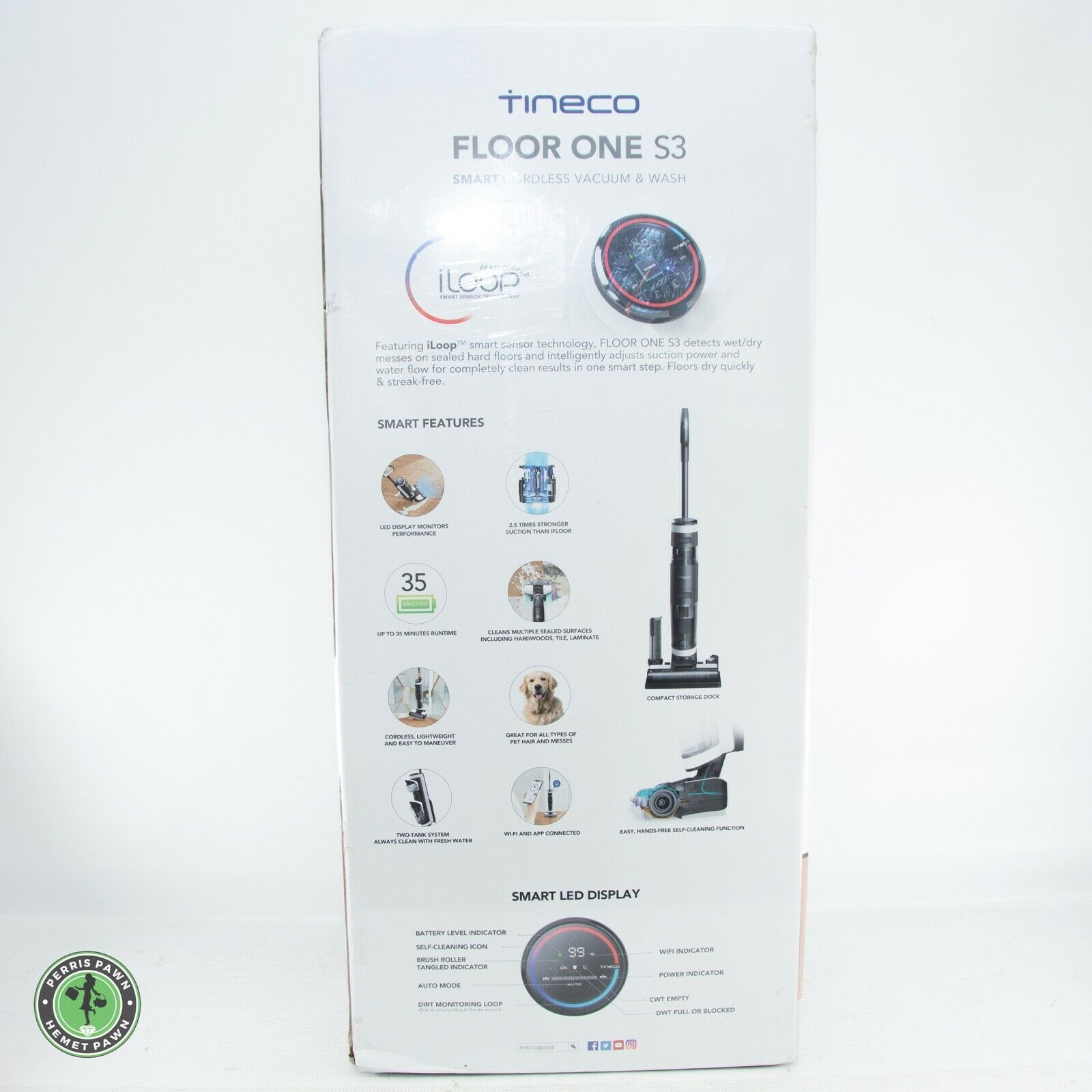 Tineco Floor One S3 - NEW/Sealed