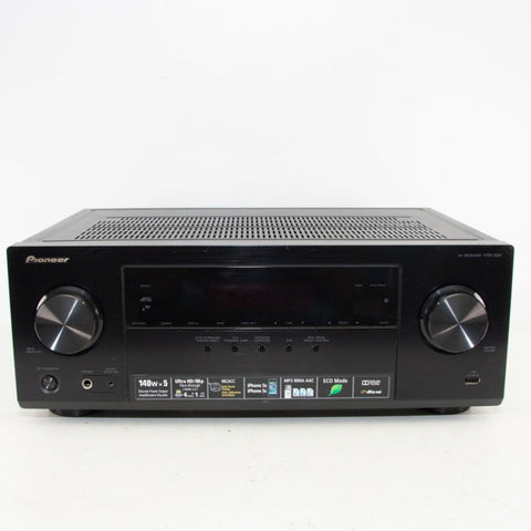 Pioneer VSX-524-K Receiver - AS IS - For Parts Only
