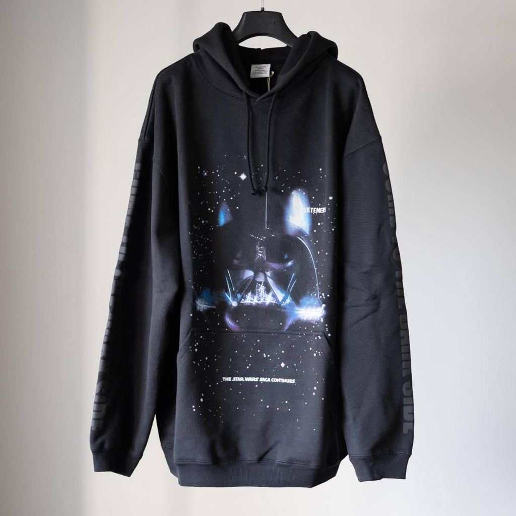 VETEMENTS STAR WARS Edition MOVIE POSTER 3 HOODIE