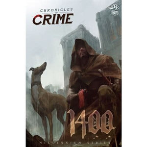 Table Top Cafe Chronicles of Crime: The Millennium Series: 1400