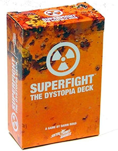 Table Top Cafe SUPERFIGHT!: The Dystopia Deck
