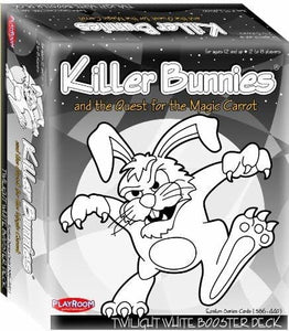Table Top Cafe Killer Bunnies and the Quest for the Magic Carrot: Twilight White Booster