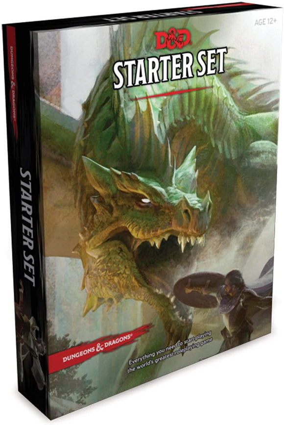 Table Top Cafe Dungeons & Dragons Starter Set