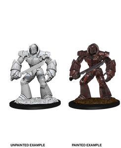 Table Top Cafe D&D Nolzurs Marvelous Unpainted Miniatures: Wave 10: Iron Golem