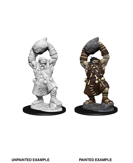 Table Top Cafe Pathfinder Deep Cuts Unpainted Miniatures: Wave 11: Ogre