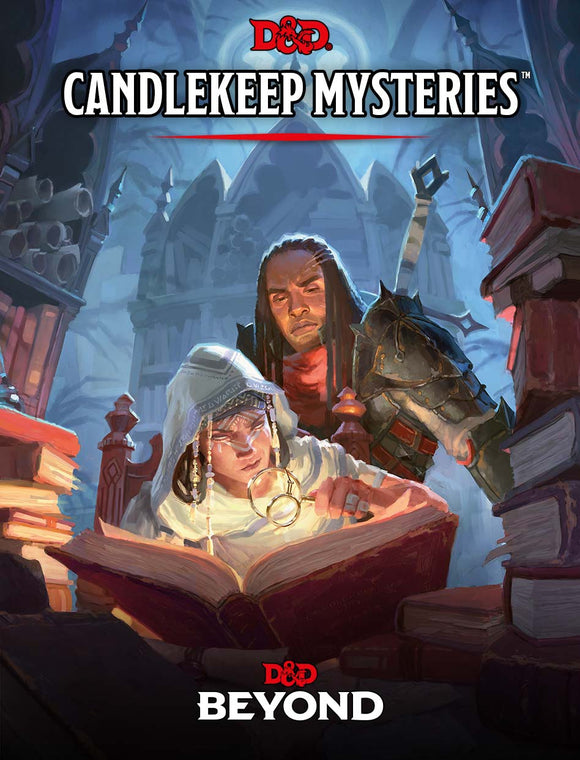 Table Top Cafe Dungeons & Dragons: Candlekeep Mysteries (RETAIL)