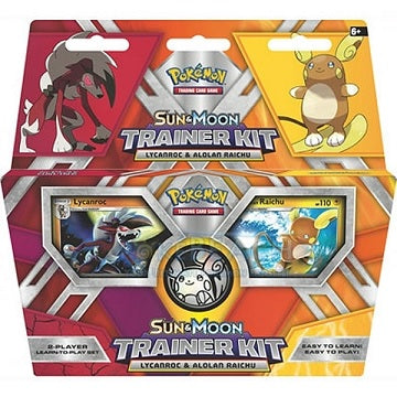 Table Top Cafe Pokemon: Sun & Moon Trainer Kit