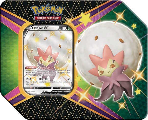 Table Top Cafe Pokemon: Shining Fates Tin