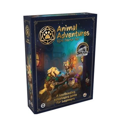 Table Top Cafe Animal Adventures: Starter Set