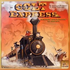 Table Top Cafe Colt Express
