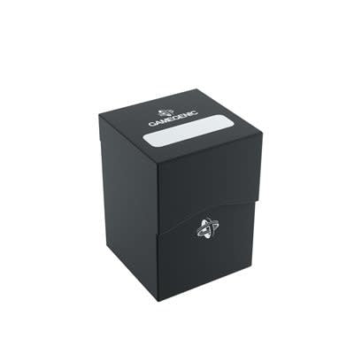 Table Top Cafe Deck Box Black