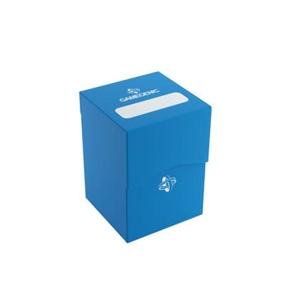 Table Top Cafe Deck Box Blue
