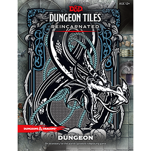 Table Top Cafe D&D 5E: Dungeon Tiles Reincarnated - City