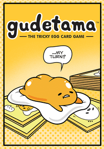 Table Top Cafe Gudetama: The Tricky Egg Card Game
