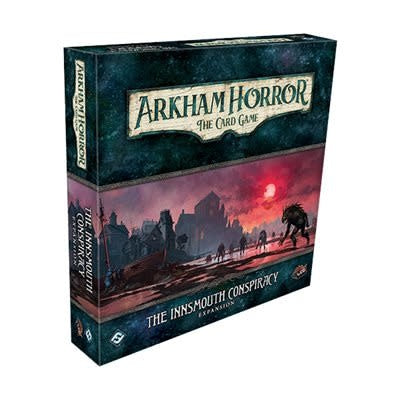Table Top Cafe Arkham Horror LCG: The Innsmouth Conspiracy Deluxe