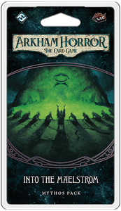 Table Top Cafe Arkham Horror LCG: Into The Maelstrom