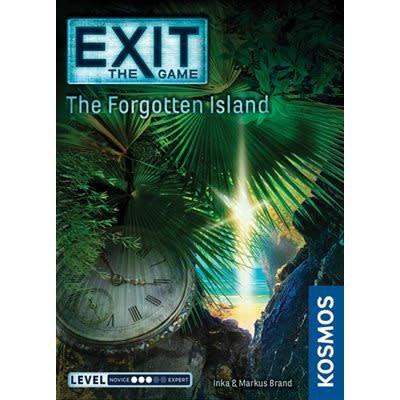Table Top Cafe EXIT: The Forgotten Island