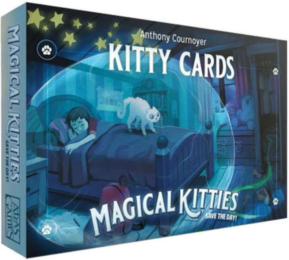 Table Top Cafe Magical Kitties Save the Day: Kitty Cards