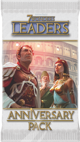 Table Top Cafe 7 Wonders: Anniversary Pack - Leaders