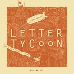 Table Top Cafe Letter Tycoon