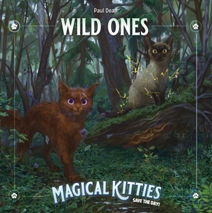 Table Top Cafe Magical Kitties Save the Day: Wild Ones