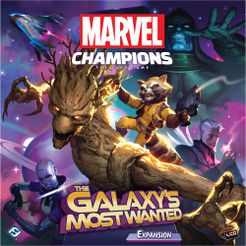Table Top Cafe Marvel Champions LCG: The Galaxy's Most Wanted