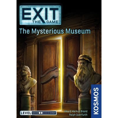 Table Top Cafe EXIT: The Mysterious Museum