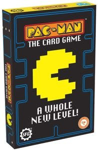 Table Top Cafe Pac-Man The Card Game