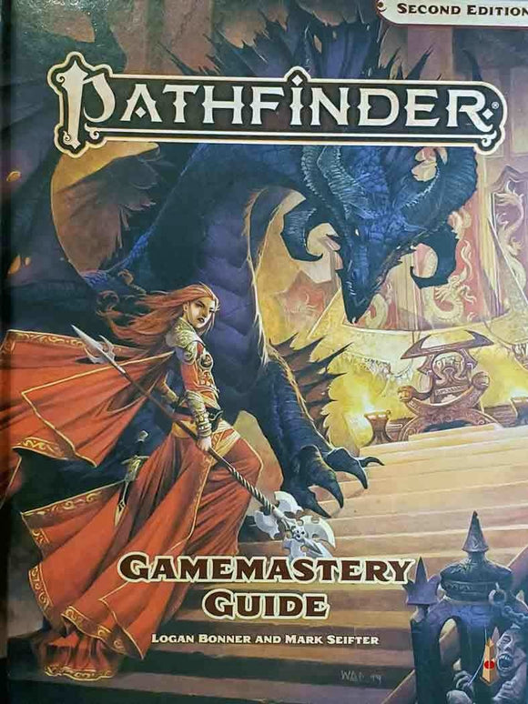 Table Top Cafe Pathfinder: Gamemastery Guide